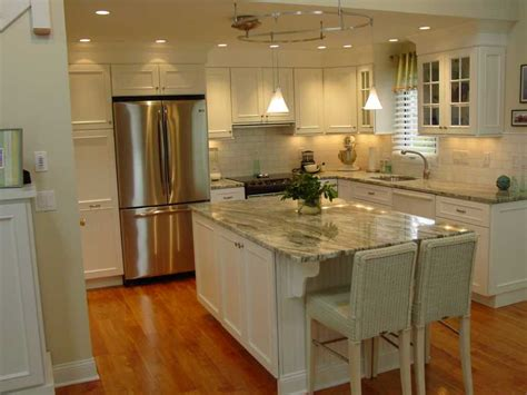 countertops with white kitchen cabinets picture of granite countertops in kitchens