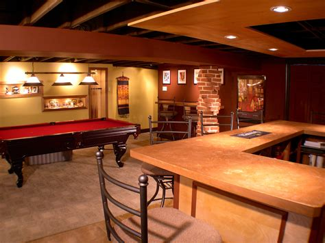 sports themed basement ideas sports themed cave remodel west chester