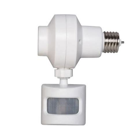 outdoor motion activated light defiant outdoor motion activated light omlc3bc 4
