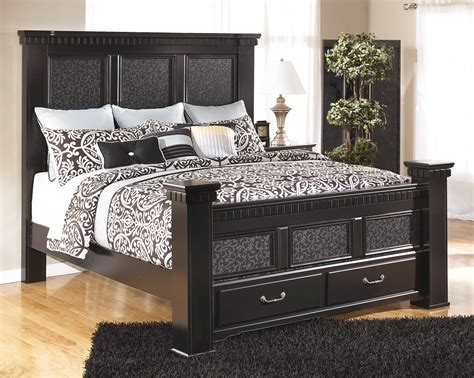 cavallino mansion bedroom set cavallino mansion storage bedroom set b291
