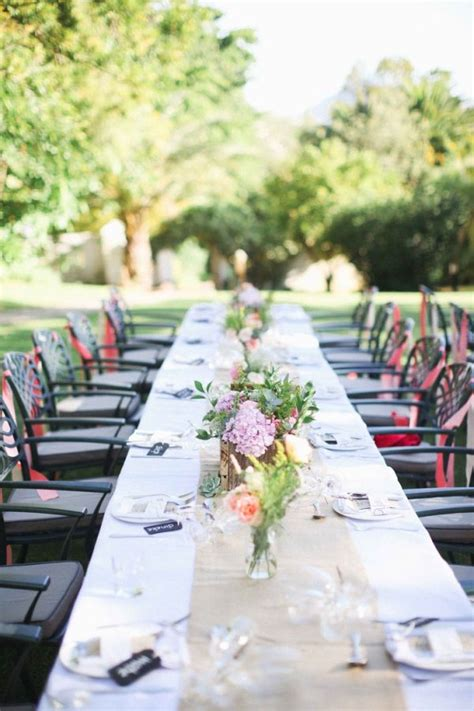 outdoor table centerpieces top 35 summer wedding table d 233 cor ideas to impress your guests