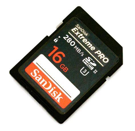 how to make memory cards sandisk pro sdhc sdxc uhs ii memory card review