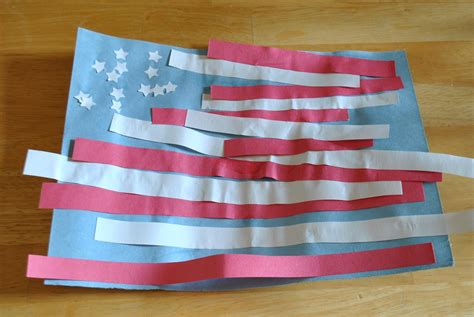 flag crafts for the iowa farmer s memorial day flag craft