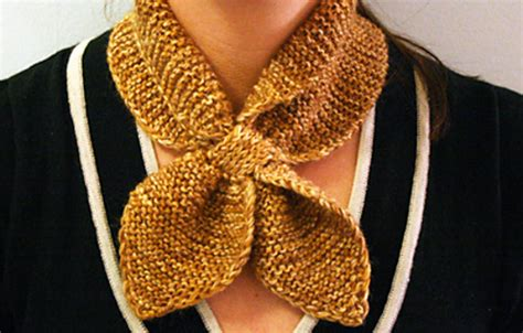 knitted neck scarf patterns ravelry knitted neck scarf pattern by martha stewart