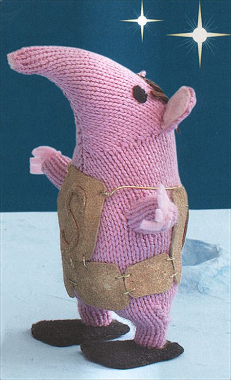 free clangers knitting pattern clangers from knitpicks knitting by firmin on sale
