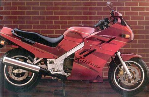 1992 Suzuki Katana 750 by 1992 Suzuki Gsx1100 F Katana Motorcycles Etc