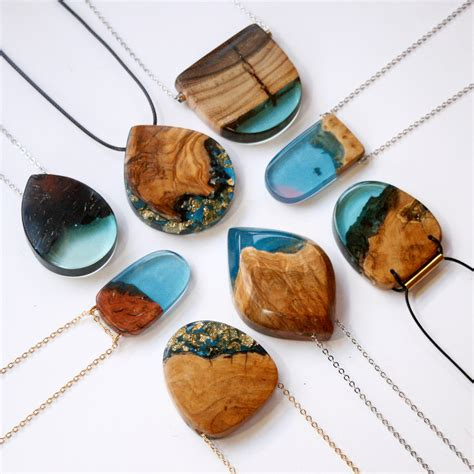 with resin jagged wood fragments find new purpose when fused with