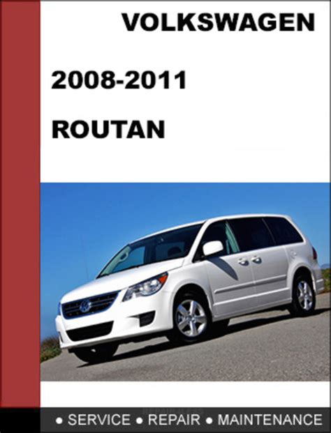 car repair manual download 2008 volkswagen gli electronic toll collection pay for volkswagen routan 2008 2011 factory service workshop repair manual
