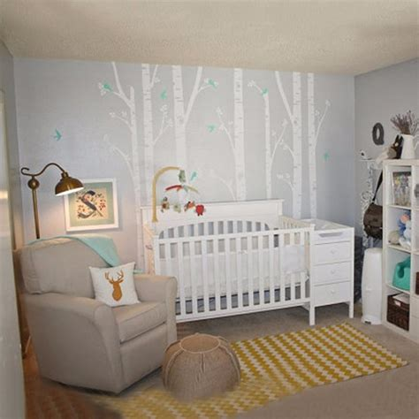 removable wall decals for baby nursery birch trees wall decals tree wall sticker removable white