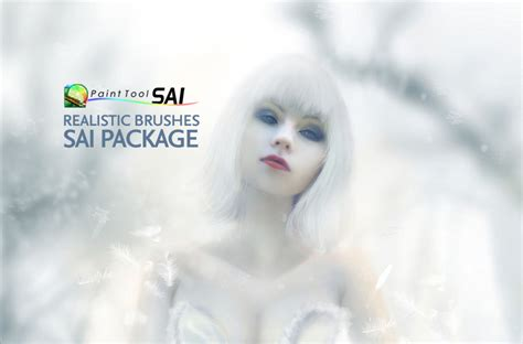 paint tool sai pack realistic brushes paint tool sai pack by arty