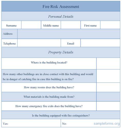 risk assessment sle it risk assessment