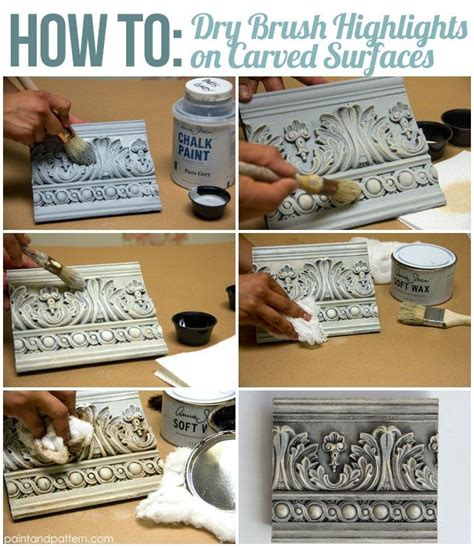 chalk paint dried out 17 best ideas about brush painting on