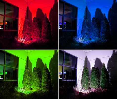 landscape lighting lumens high power 30w rgb led flood light fixture with remote 750 lumens bright leds