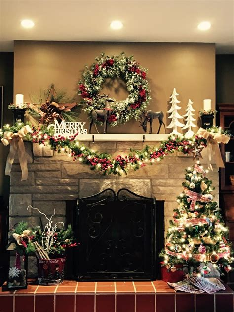 fireplace decorations for best 25 mantle decorations ideas on