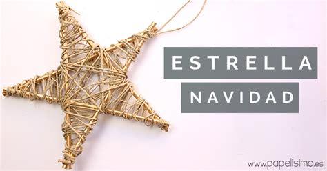 estrella para arbol de navidad c 243 mo hacer estrellas para 225 rbol de navidad manualidades