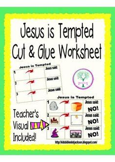 temptation of jesus crafts for jesus is tempted craft ideas jesus being tempted