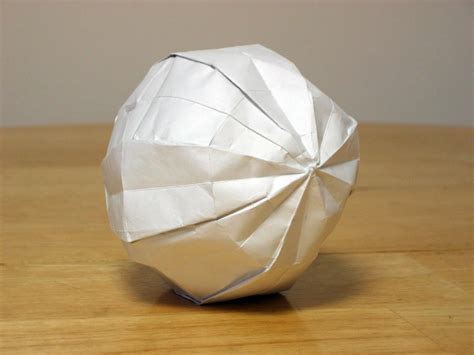 Pin Origami Sphere On