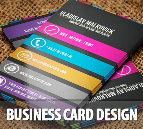 how to make the best business card business cards 40 extraordinary creative design
