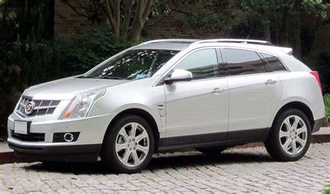 2010 Cadillac Srx Specs by 2010 Cadillac Srx Premium 4dr Suv 3 0l V6 Auto