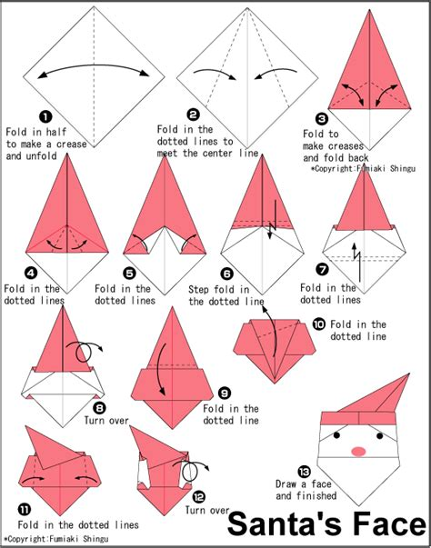 origami templates for 12 days of free origami templates