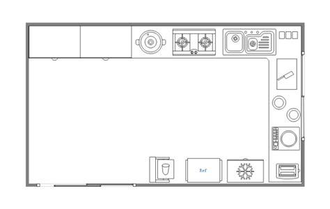 template for kitchen design 28 kitchen design plans template ezblueprint