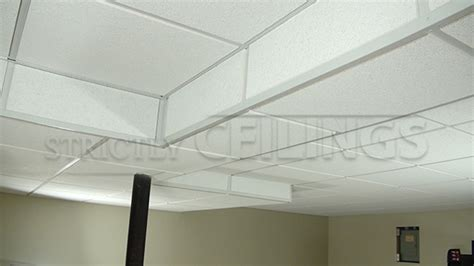 Basement Drop Ceiling Tiles by High End Drop Ceiling Tile Commercial And Residential