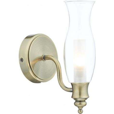 antique brass bathroom light fixtures dar lighting vestry single light antique brass bathroom