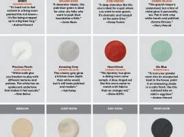 real simple foolproof paint colors for every room in the house decoration for house