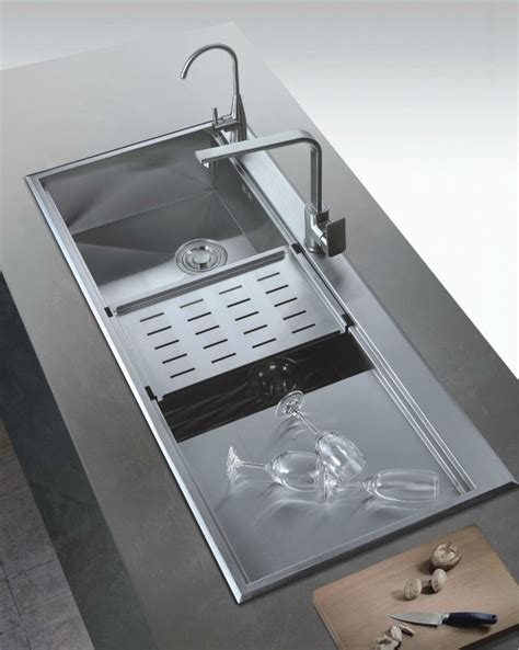 large stainless steel kitchen sinks large kitchen sinks stainless steel bowl sink with