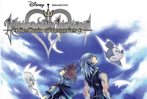 kh chain of memories netto s room kingdom hearts re chain of memories hd