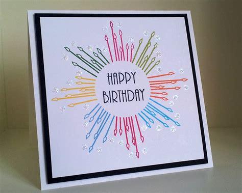 easy card ideas for maskerade outlawz cas week 2 happy birthday