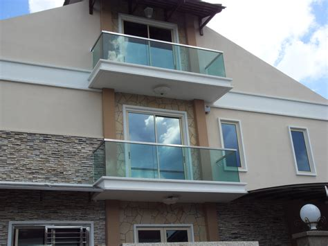 glass wall design glass balcony designs pictures luxury house with exterior