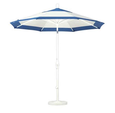 11 patio market umbrella with tilt 11 aluminum collar tilt market umbrella