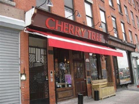 cherry tree bars in park slope