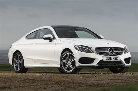 Mercedes C by Mercedes C Class Coupe Review Parkers
