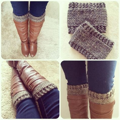knit boot cuffs pattern free boot cuffs free knitting patterns crafty tuts