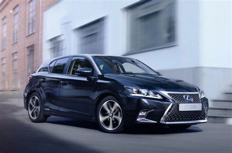 Lexus Ct 200 H by 2018 Lexus Ct200h Has Received A Minor Update
