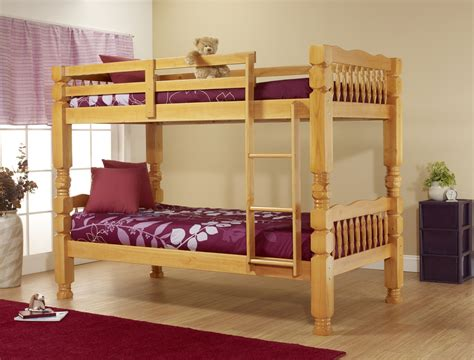 honey pine bedroom furniture honey pine bunk beds