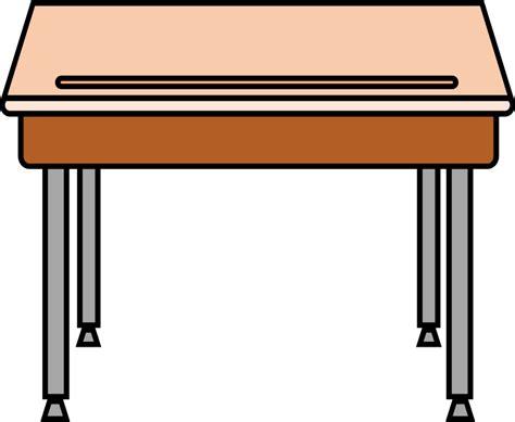 student at desk clipart student desk