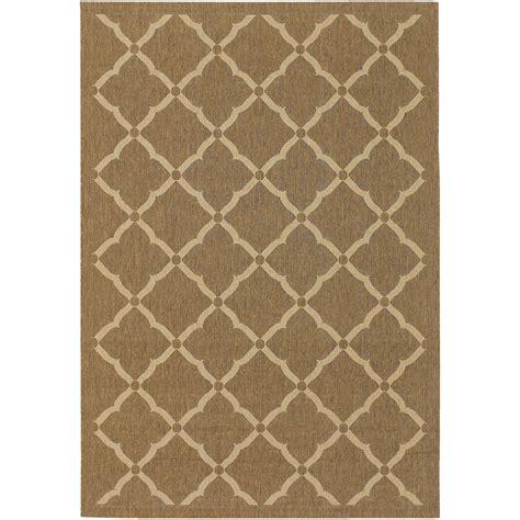couristan indoor outdoor rugs couristan five seasons sorrento gold indoor outdoor rug