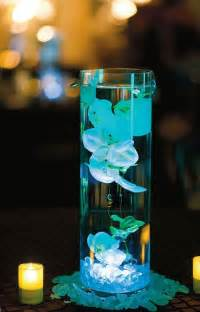 Colored Water In Centerpiece Ideas And Stuff