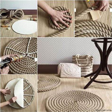 rope craft projects get creative with these 25 easy diy rope projects for your