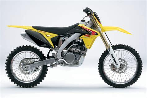 Suzuki Mx by Suzuki Enduro Und Mx Modellnews