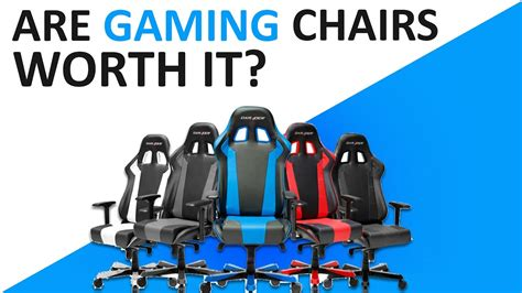 Are Chairs Worth It by Are Gaming Chairs Worth It