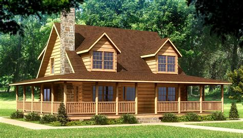 cabin plan beaufort plans information southland log homes