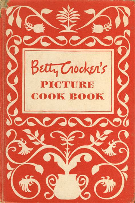 picture cook book betty crocker s picture cook book review collectibility