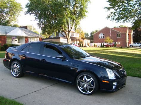 sts custom mobi33 2008 cadillac sts specs photos modification info