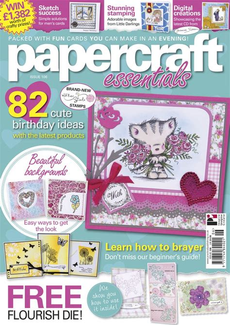 paper craft magazines pin by papercraft magazines on papercraft magazines covers