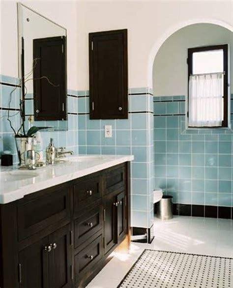 vintage modern bathroom 45 magnificent pictures of retro bathroom tile design ideas