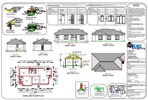 house plan drawing pdf cene garage plans template autocad